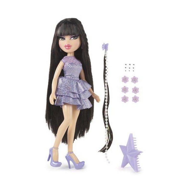 Кукла Bratz серии «Кристаллы» Джейд 515456