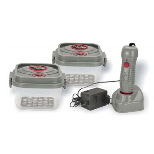Профессиональные вакуумные контейнеры с вакуумным насосом Vitesse VS-1842 (Aura)