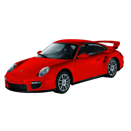 Автомобиль радиоуправляемый - Porsche 911 GT2 (красный, 1:16)