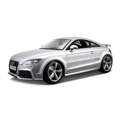 Автомодель - AUDI TT RS (серебристый, 1:18)