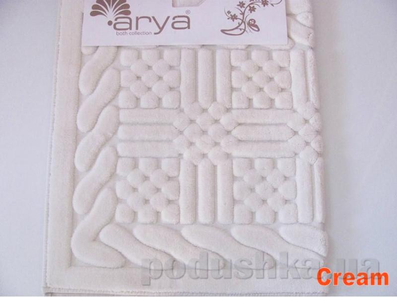 Коврик для ванной Arya 1380046 Berceste кремовый