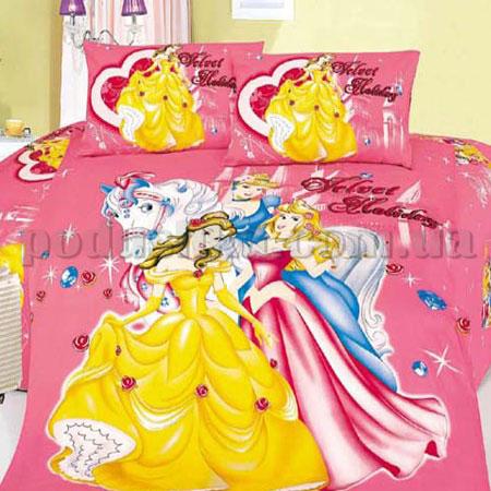 Постельное белье Три принцессы J6