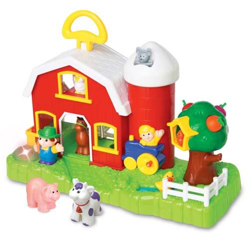 Игровой набор - на ферме
