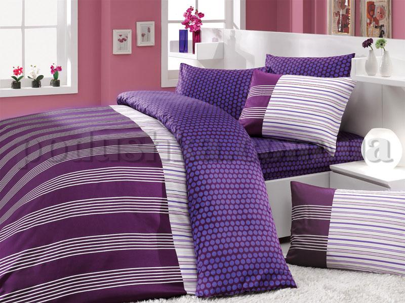 Постельное белье Hobby Jolly фиолетовый