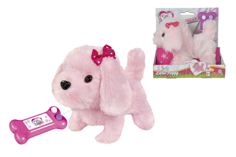 Собачка CCL Маленький щенок на ДК 17 см 3 Chi Chi Love 589 3237