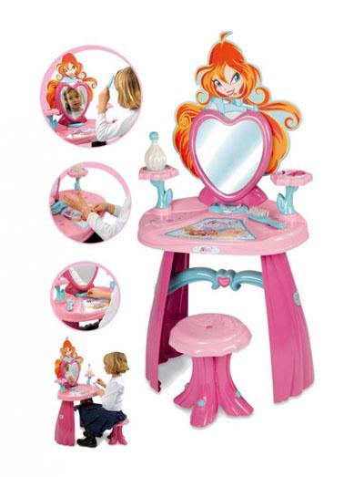 Столик для девочки Winx