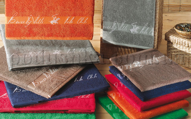 Набор махровых полотенец BHPC-605, 50х100 и 80х150