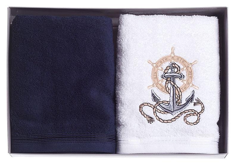 Набор махровых полотенец Anchor