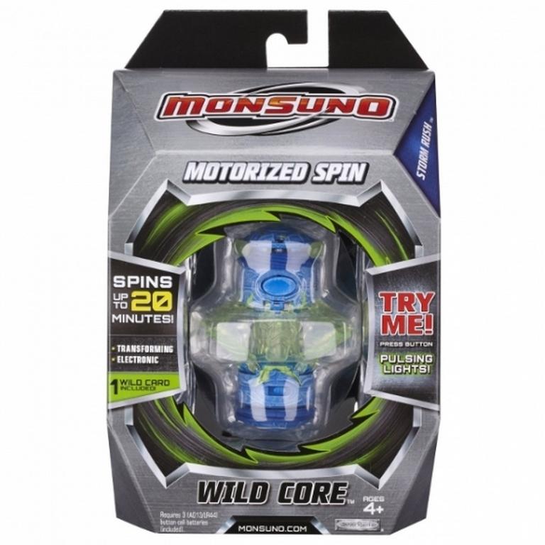 Дикая капсула Monsuno Storm Rush Wild Core W1 24989-24985-MO