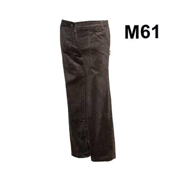 Брюки школьные для девочки М61