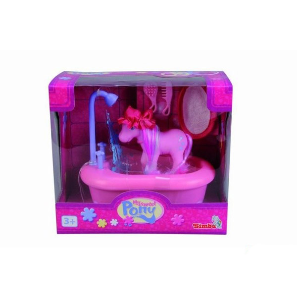 Пони с набором - Ванная комната
