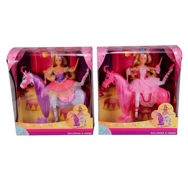 Кукла Штеффи Балерина на коне
