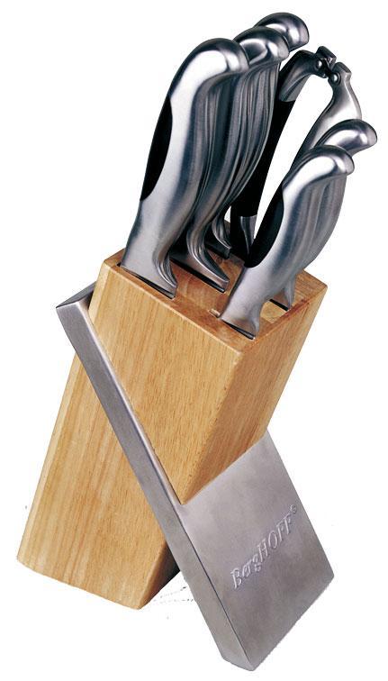 Набор ножей 7пр. HOLLOW HANDLE кованные в колоде, BergHOFF