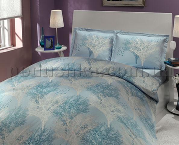 Постельное белье Hobby Juillet голубой