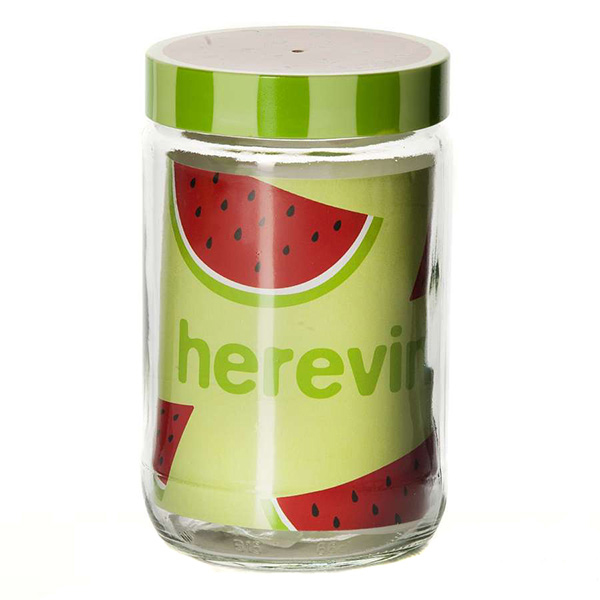 Банка Herevin Watermelon 660 мл 140567-000