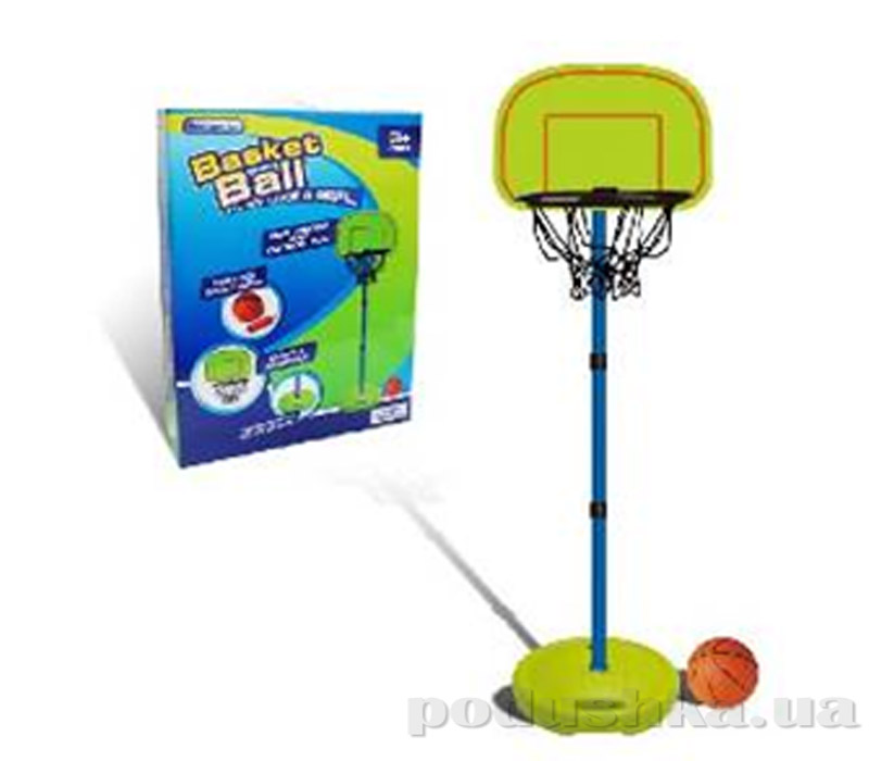 Баскетбольная корзина на ножке Sport fun 0333