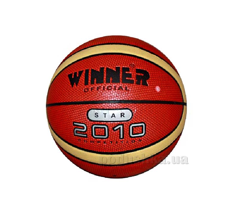 Баскетбольный мяч Winner Star 2010
