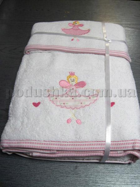 Набор махровых полотенец Mariposa Девочка