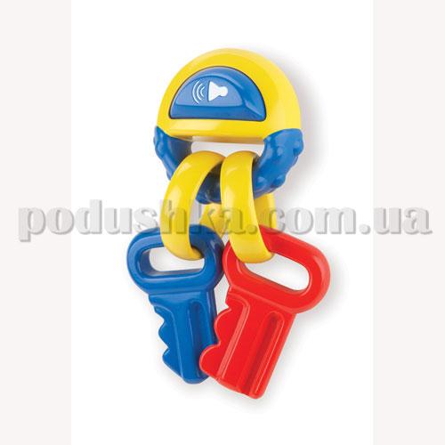 Развивающая игрушка - Ключи (звук)