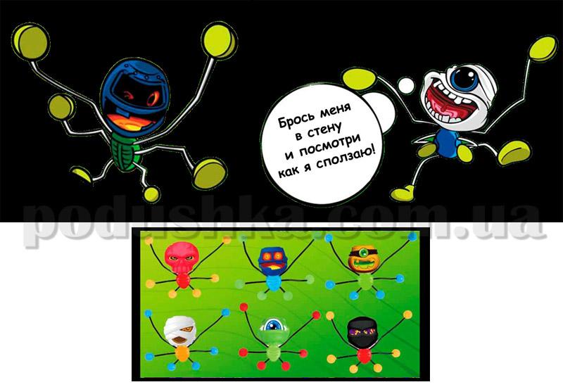 Забавные паучки ZURU Creepeez ZCR1