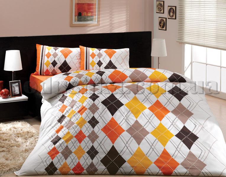 Постельное белье Hobby Rhapsody оранжевый
