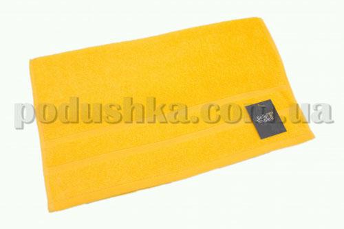 Полотенце махровое Belle-Textile Classic желтое