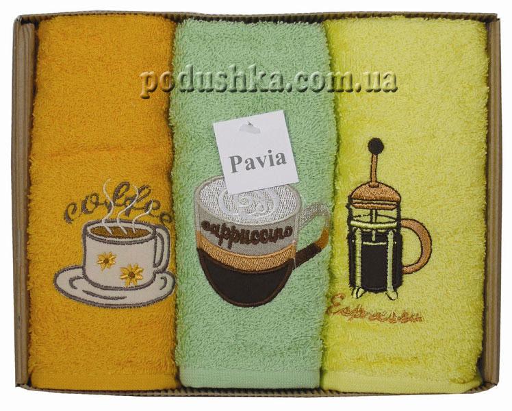 Набор полотенец PAVIA кухня ОЖЗ