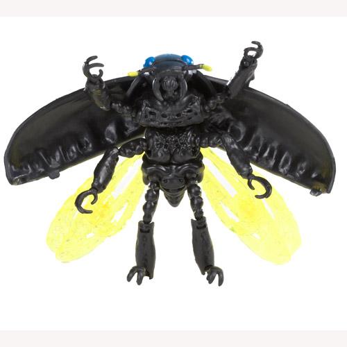 Боевые насекомые Nara - Скарабей (трансформер)