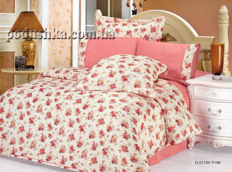 Комплект постели Electra Pink, Le Vele