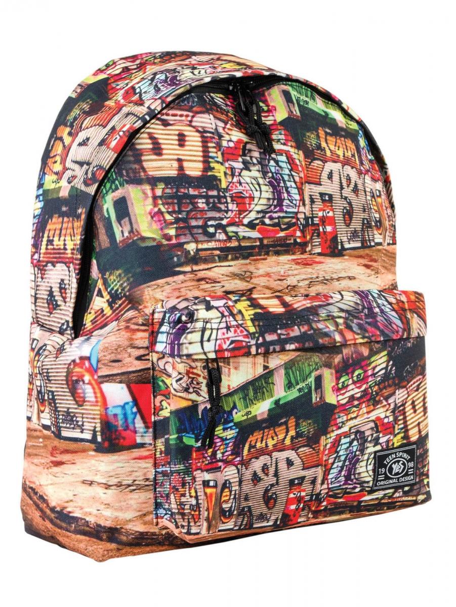 Рюкзак подростковый Yes ST-15 Crazy 02 553959