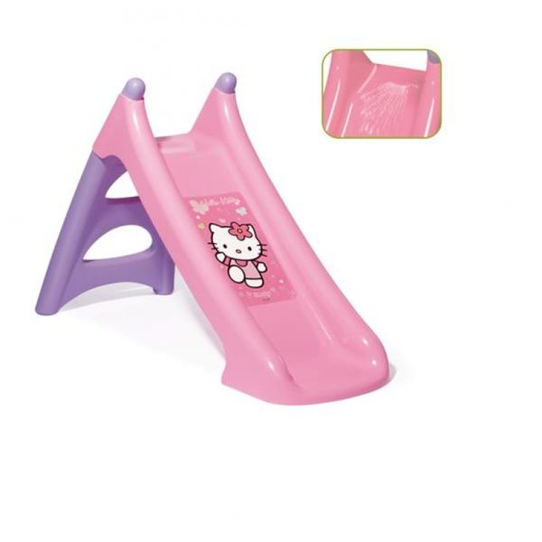 Горка Smoby Hello Kitty с водным эффектом