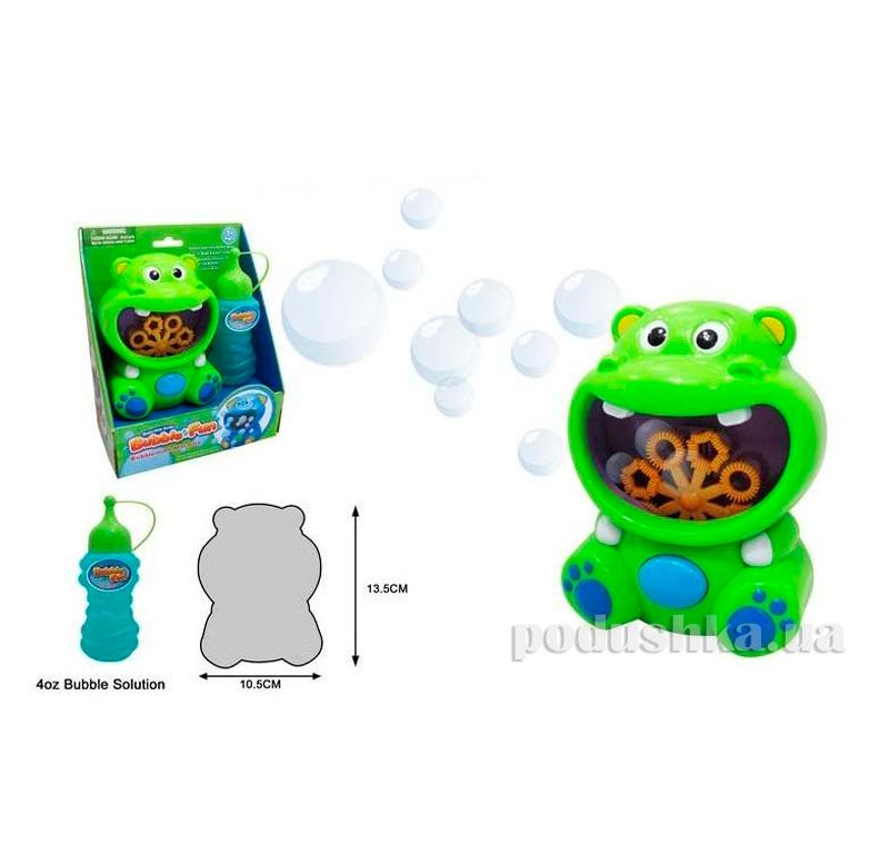 Игрушка Бегемот по производству мыльных пузырей Зодиак 10019ADHOBB-BF