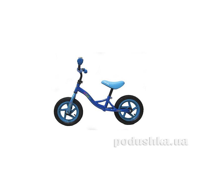 Беговел Profi Kids M 3129-1A Синий/Голубой