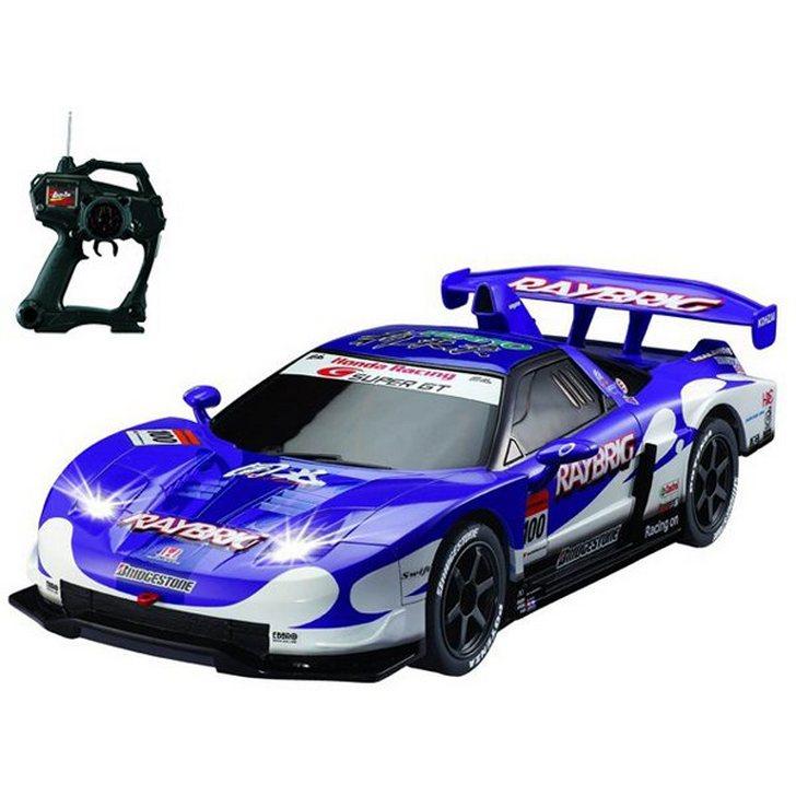 Автомобиль радиоуправляемый Honda NSX Super GT Auldey LC227620-6
