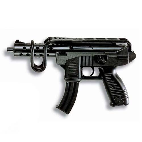 Полицейский пистолет-пулемет - UZI-MATIC (13-зарядный)