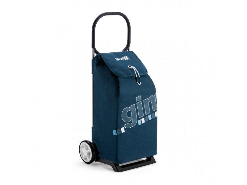 Сумка на колесиках Gimi Italo 40,5х34,5х92,5 см GM01524 темно-синяя