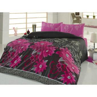 Постельное белье Romeo soft Casablanca фиолетовый
