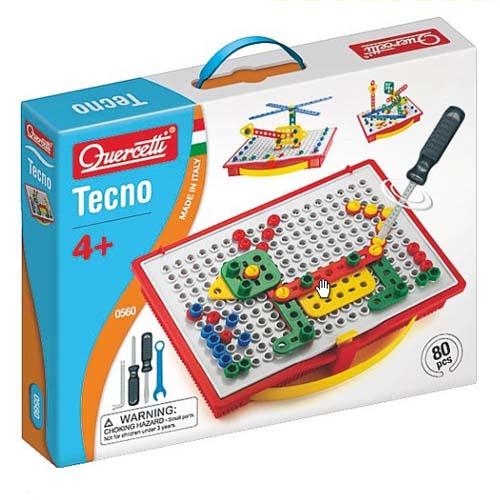 Конструктор TECNO Quercetti 0560-Q