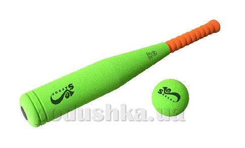 Бита бейсбольная SafSoft 55 см