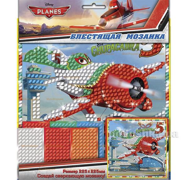 Блестящая мозаика Самолетики 13153111Р Зірка 06122980
