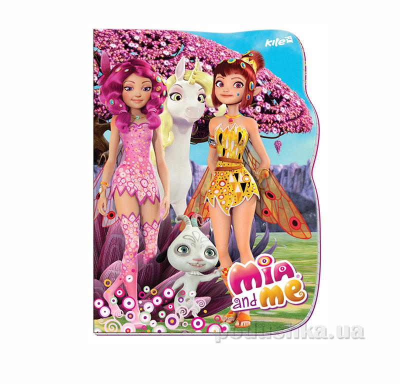 Блокнот для девочки Kite Mia MM15-223K