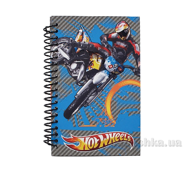 Блокнот для мальчика Мотоциклист Kite HW13-221K