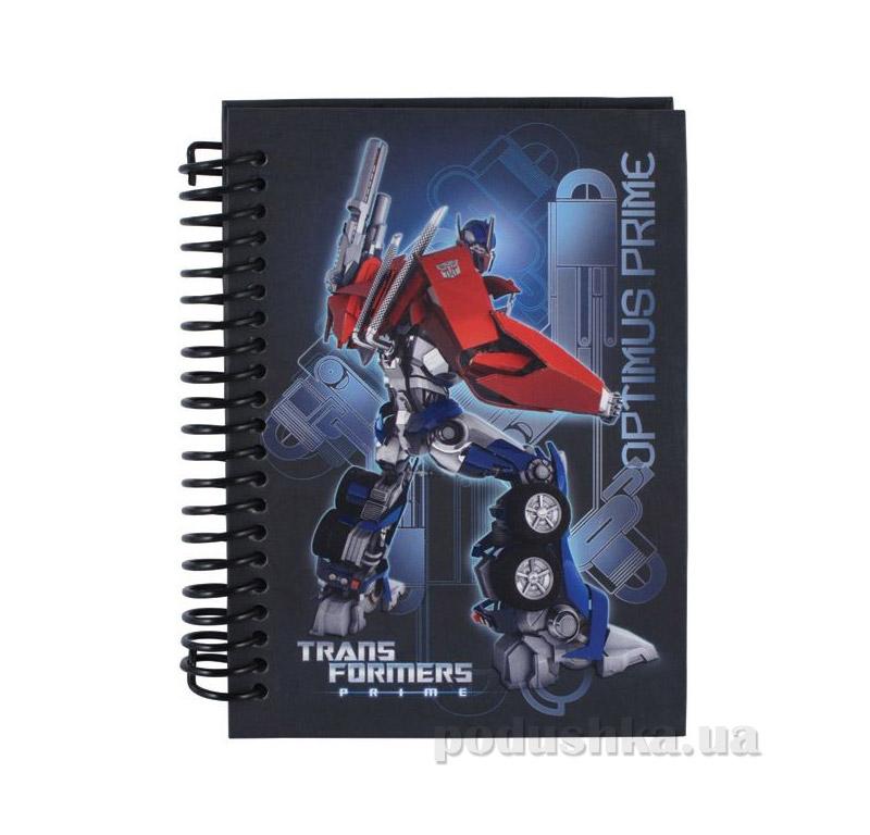 Блокнот для мальчика Трансформеры Kite TF13-222K