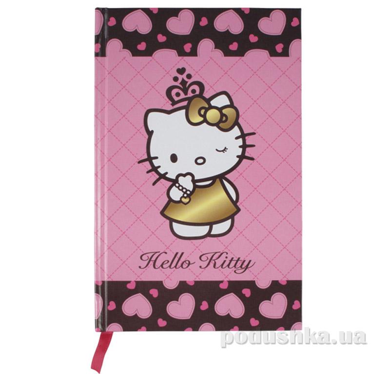 Блокнот с твердой обложкой Kite Hello Kitty HK13-227K