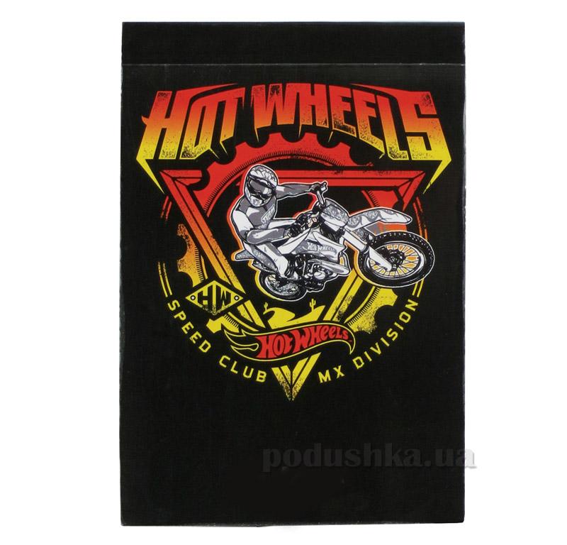 Блокнот для мальчика Hot Wheels Kite HW15-224K
