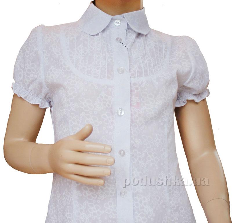 Блуза Батист Промiнь ВД-1550 а белая