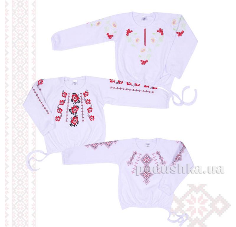 Блуза для девочки Фламинго 729-204