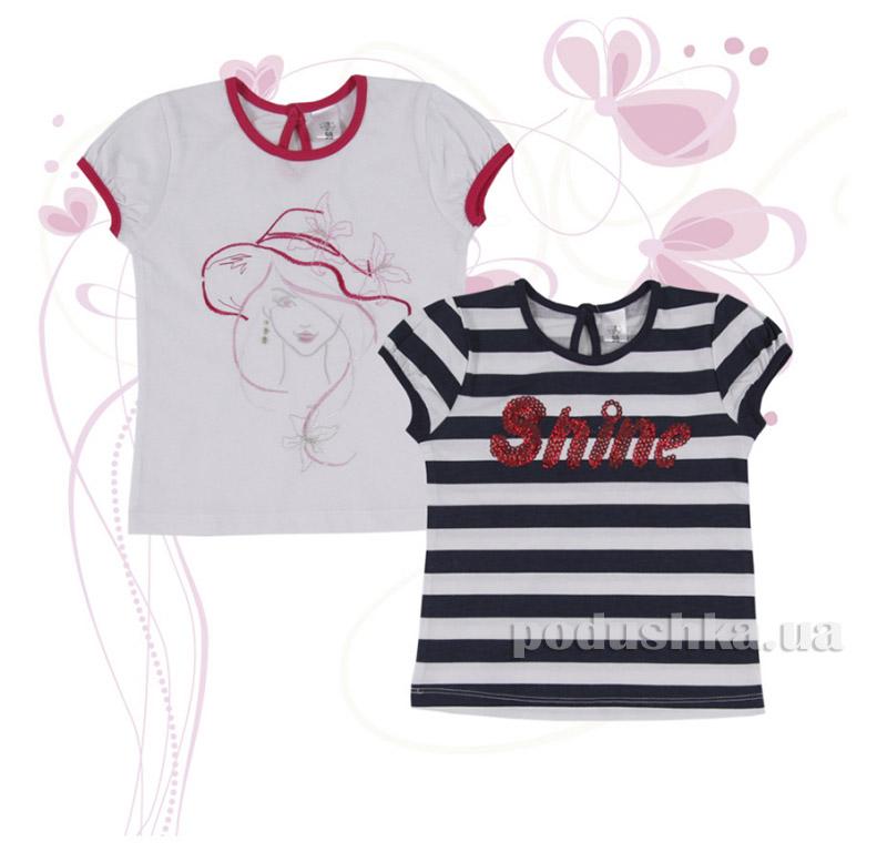 Блуза для девочки Фламинго 820-117