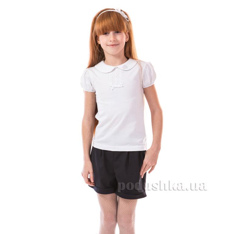 Блуза для девочки Kids Couture 17-102 белая