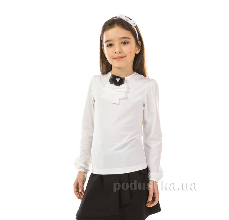 Блуза для девочки Kids Couture 17-105 молочная